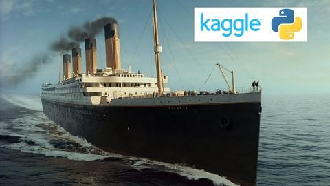 IA na PRÁTICA: PRIMEIRO MODELO na comunidade Mundial-Kaggle