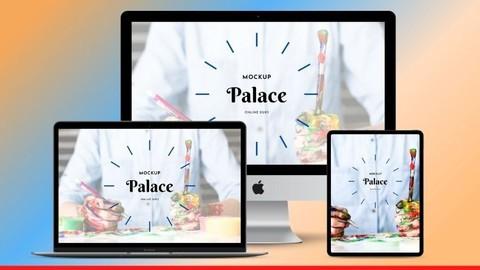 Mockup Palace I Digitale Mockups erstellen!