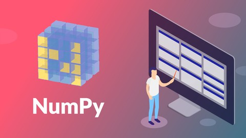 120+ Ćwiczeń w języku Python - Data Science - NumPy