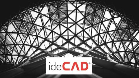 İdeCad Statik: Sıfırdan Pro. Eğitim Çelik Konstrüksiyon