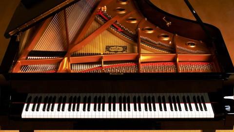 Curso de Piano Clássico Avançado