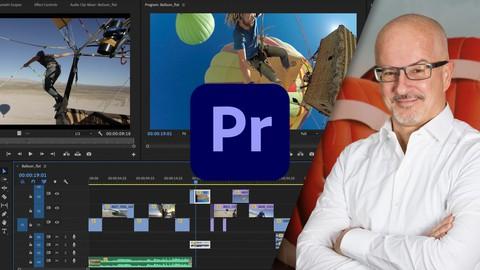 Montaggio video per tutti con Adobe Premiere Pro: Corso Base