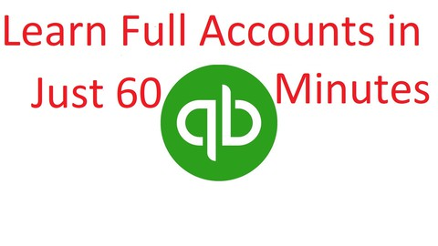 Quickbook Mastery in 60 Minutes Full Accounts-UK Accountant