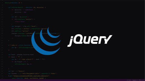 JQUERY  LES ANIMATIONS 100%
