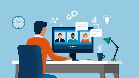 Digitale Meetings Masterclass: Zoom, Teams, Skype & co!