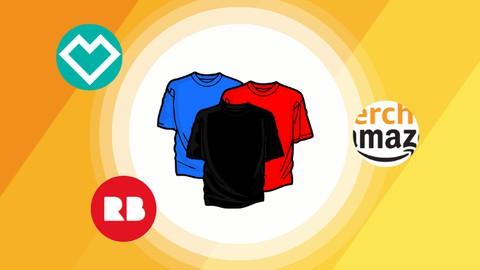 Online Geld verdienen im T-Shirt Business Merch by Amazon