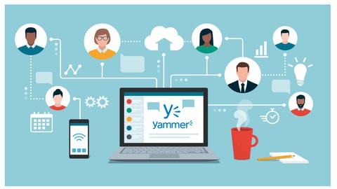 Microsoft Yammer: Netzwerken, Dateienaustausch & mehr!