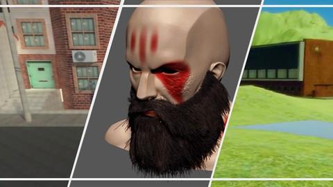 Designer de Jogos 3D + Efeitos Especiais e Animação