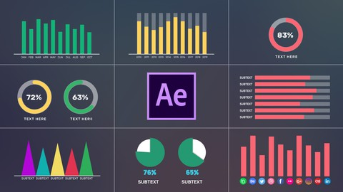 After Effects Infographics Animation | Motion Graphics