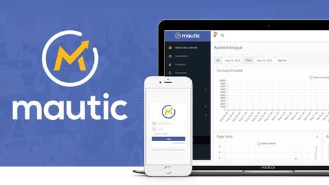 MAUTIC 3.0 - Criando Automações de Marketing (Versão 2020)