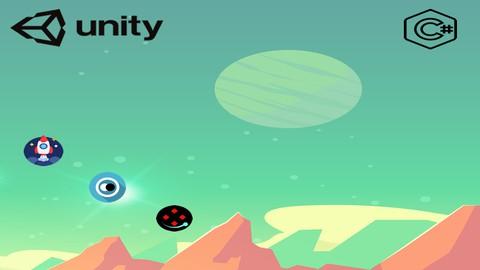 Unity   C#   Mobil(Android) Oyun Geliştirme Eğitimi   2021