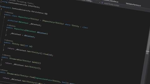 Refactoring: Improving the Design of Enterprise Applications