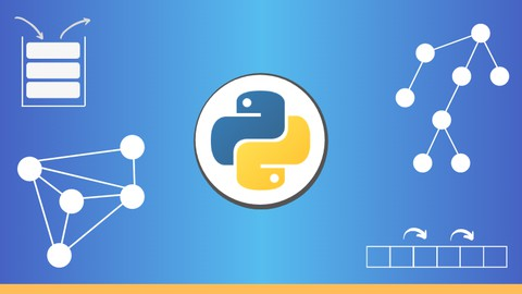 Data Structures and Algorithms Python: The Complete Bootcamp