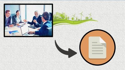 Rédiger une politique environnementale de A à Z