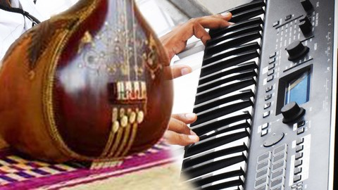 Learn Keyboard - The Indian Classical Way - Level 1