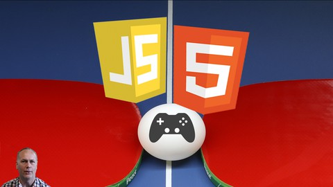 Create simple HTML5 Canvas Game with JavaScript Pong Game