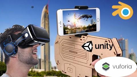 2020 Unity : Juego de realidad aumentada. Augmented Reality