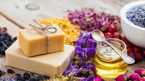 How to  Make Natural Liquid Soap + Start Your Own Business