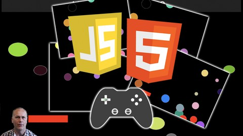 Create a Game HTML5 Canvas Simple Catcher Game JavaScript