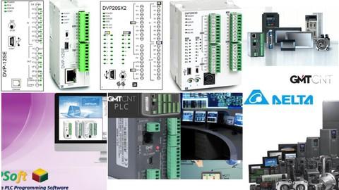 Temel Kumanda , Delta DVP Serisi PLC ve GMT PLC Programlama