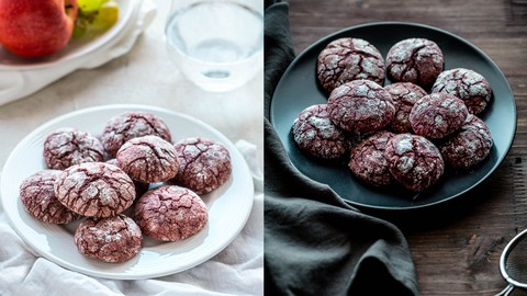 Light and Airy vs. Dark and Moody Food Photography