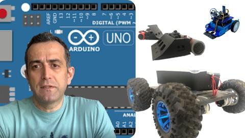 ARDUINO ile Projeler ve Robot Yapma Eğitimi-Eğitici Eğitimi