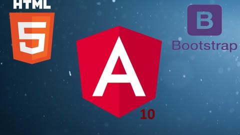 Maîtriser les fondamentaux Angular 10 + HTML/CSS + Bootstrap
