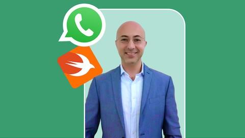 iOS & Swift - Chat Application Like Whatsapp (Arabic)