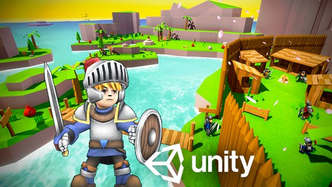 UNITY : Créer un RPG 3D avec C# - Formation complète