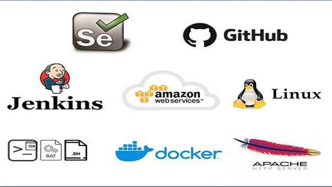 Selenium WebDriver with CI/CD,AWS,Jenkins,Docker,Grid,GitHub