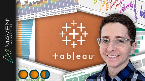 Advanced Tableau for Business Intelligence & Data Analysis