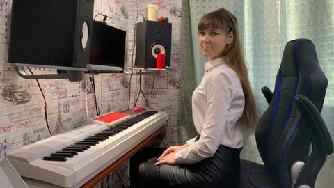Фортепиано с нуля