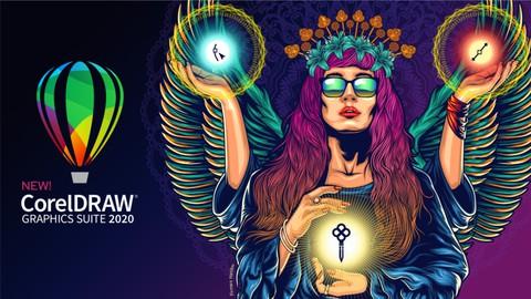 COREL DRAW 2020 COMPLETO BÁSICO AO AVANÇADO