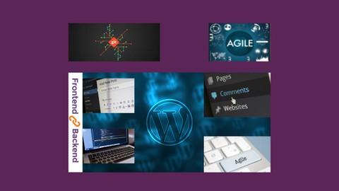 Apprenez le CMS WordPress : Back/Front-Office, Git et Agile