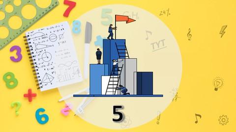 Sıfırdan Zirveye TYT MATEMATİK Seti -5 (YKS - TYT Matematik)