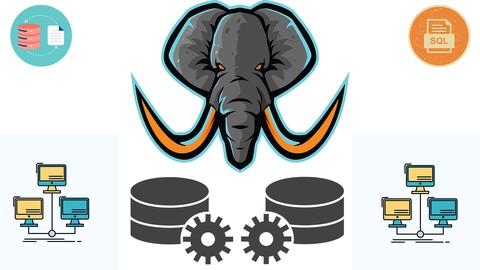 Aprenda PostgreSQL com Linux AWS CentOS, Red Hat , Debian