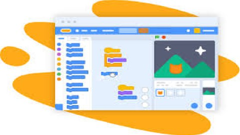Scratch Programming For Kids : Use Blocks Make a Game