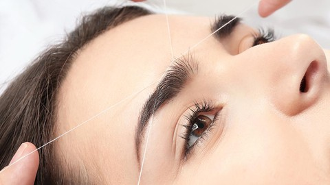 Facial Threading For Beginners