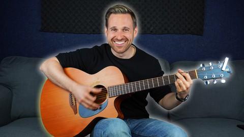 GUITAR CONTROL 1: Gitarre lernen für Einsteiger