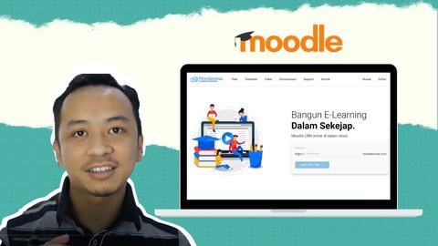 Membangun LMS Moodle dengan Moodlenesia dari A sampai Z