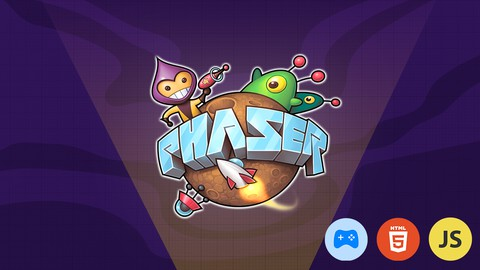 Game Development in JS - The Complete Guide (w/ Phaser 3)