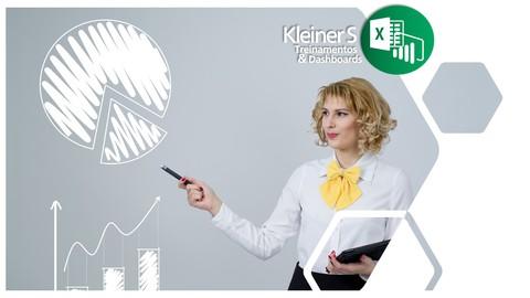 Dashboard no Excel - Gestão à Vista KPI