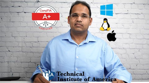 CompTIA A+ 220-1002 Core 2 Lab Course with Simulations/PBQ