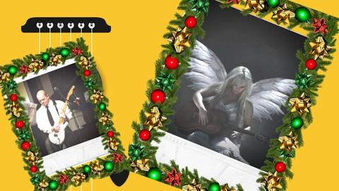 Guitar Lessons -   zero 2 hero   - Christmas Songs - Part I