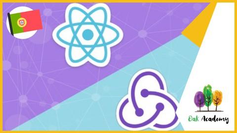 Redux com React JS: Aprenda Redux com  Modern React JS