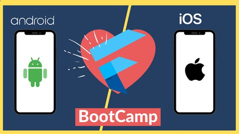 The Flutter & Dart Bootcamp-Getting Started Complete Guide