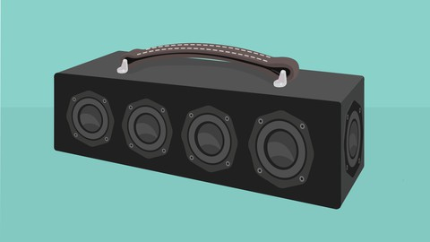 Portable speaker design : Make you own Bluetooth speaker