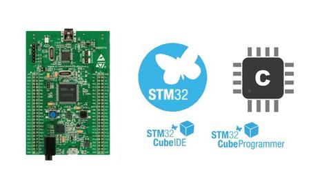 Sıfırdan STM32CubeIDE ve HAL Lib. ile STM32 Programlama