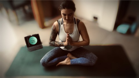 Bite Size Yoga - 10 x 15 minute Hatha Yoga recordings