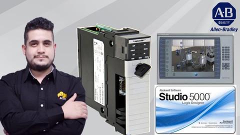 Curso completo Programación PLC Allen Bradley Studio 5000